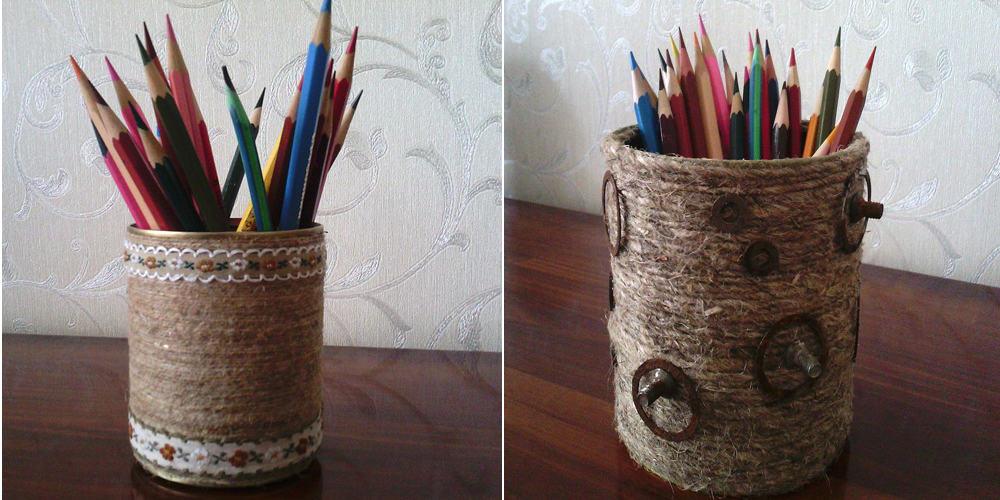 9aa59d0d61d Всички учебни пособия трябва да са подредени и помощникът на молив ще ви  помогне. Много красиви и оригинални за моливи и химикалки могат да бъдат  направени ...