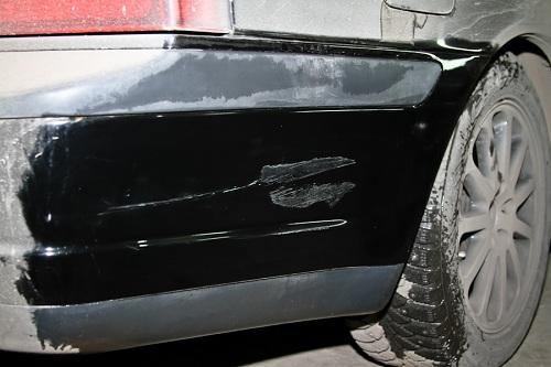 Полировка глубоких царапин на кузове автомобиля своими руками 11
